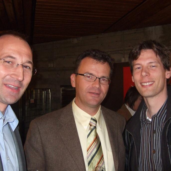 50 Jahre Institut für Baustatik und Baudynamik, September 2008