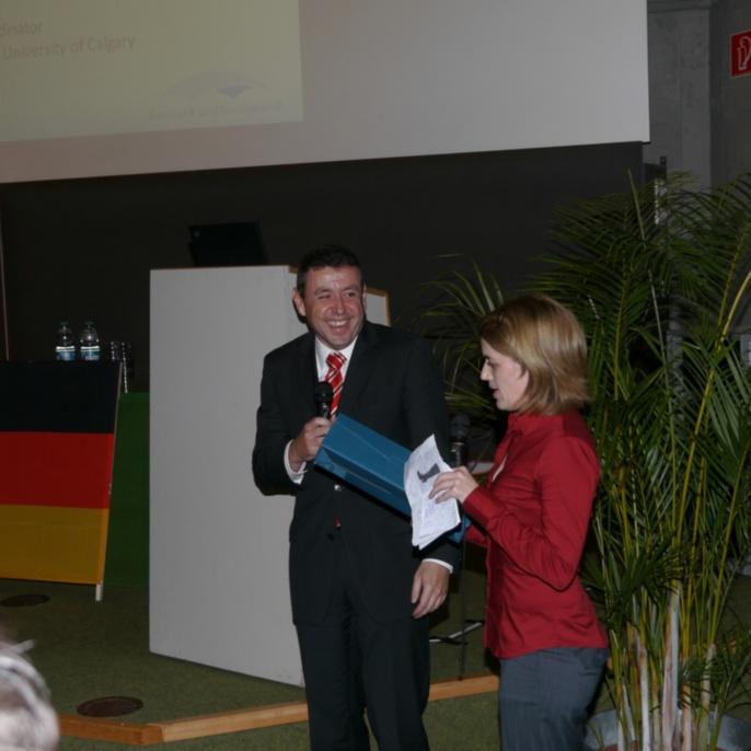 30 Jahre ISAP Programm, Oktober 2010