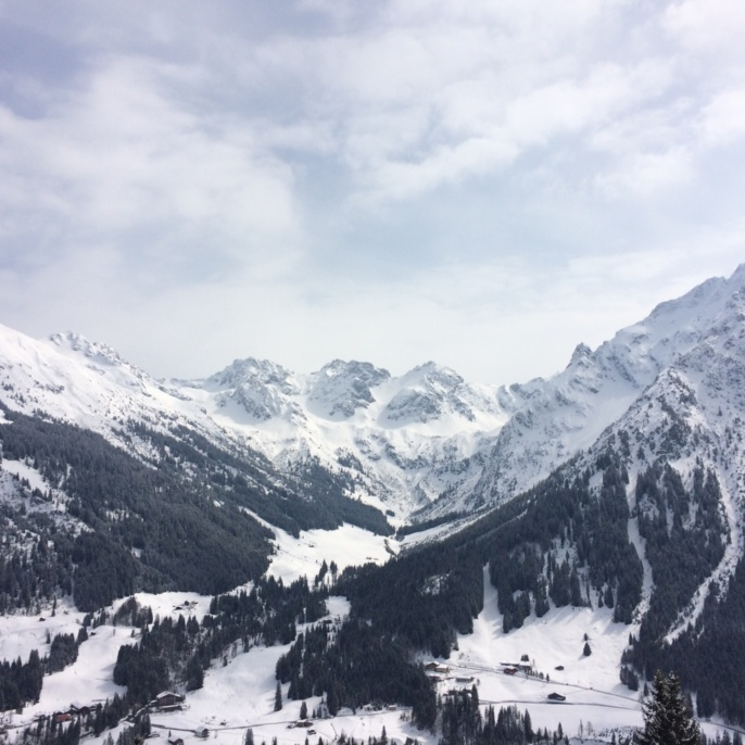 FE im Schnee, März 2018