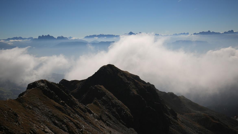 Mountains. Hiking. Learning.<br />22. September - 4. October 2019
