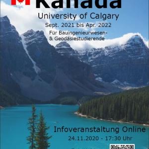 Calgary Infoabend 2020