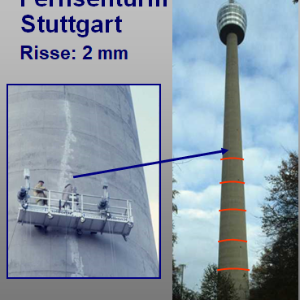 Vortrag Prof. Falkner, Fernsehturm Stuttgart