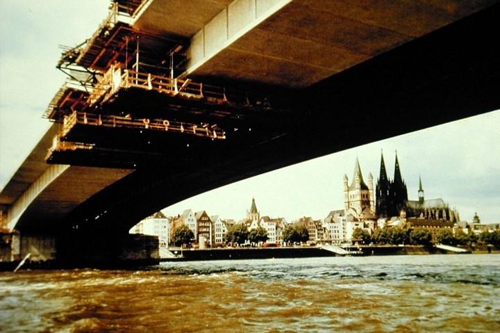Brücke Köln Deutz (c) Falkner