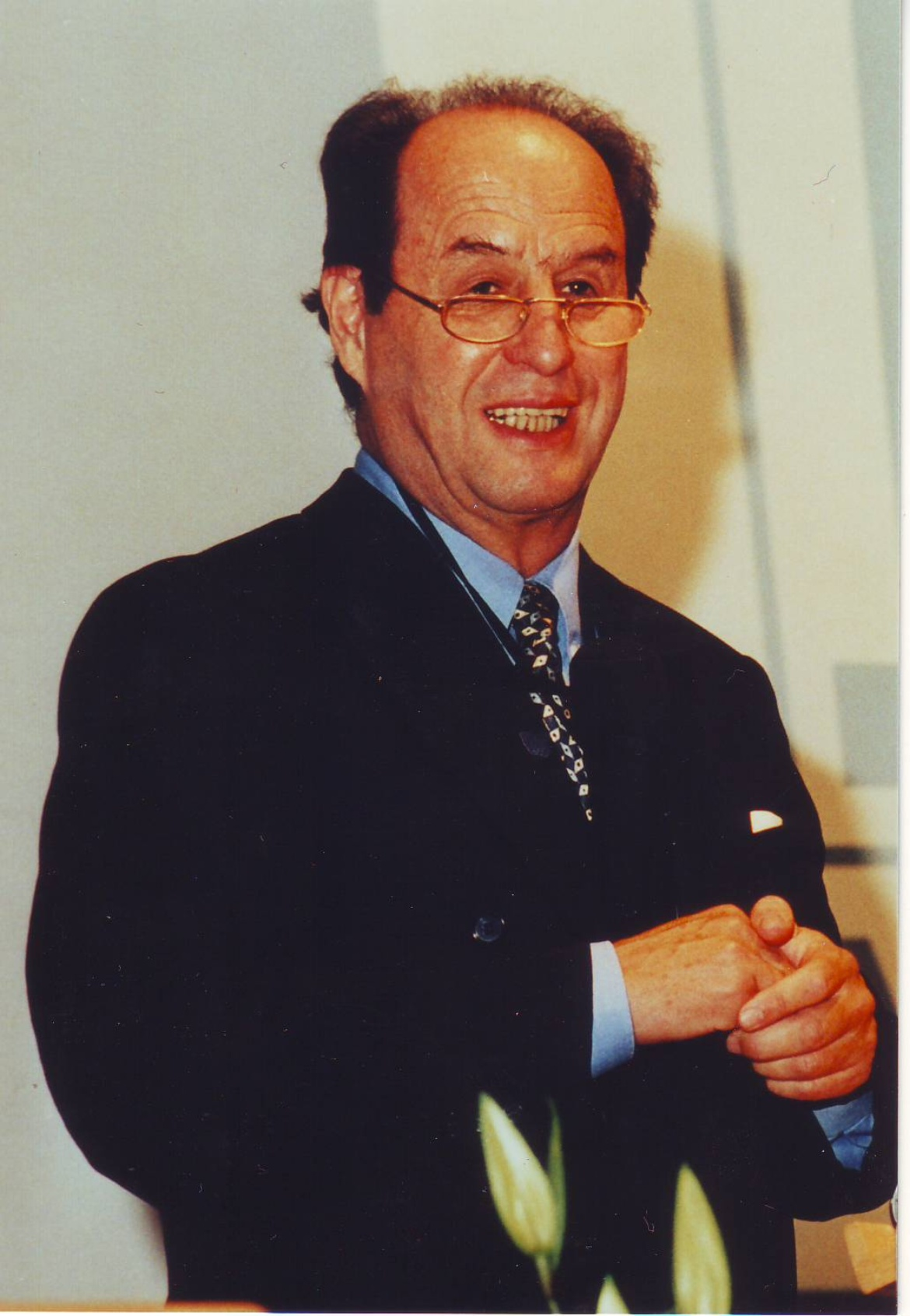 Prof. Horst Falkner (c) Falkner