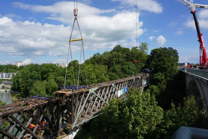 König-Ludwig-Brücke in Kempten (c) Jörg Schänzlin