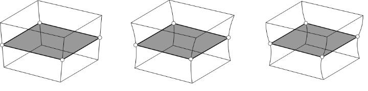 cross-section warping